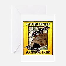 Carlsbad Caverns National Par Greeting Card