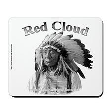 Red Cloud 02 Mousepad