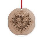 Gearheart Ornament (Round)