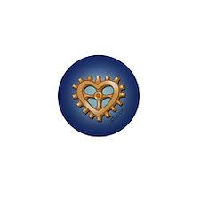 Heartgear Mini Button #1
