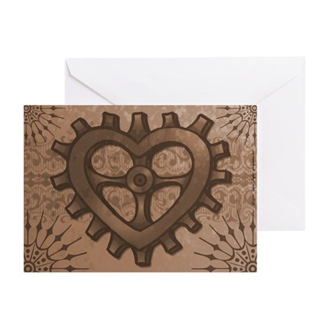 Gearheart Greeting Cards