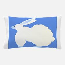 Big Bulky Bubble Bunny Bobby Pillow Case
