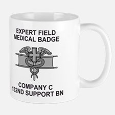 Co C, 132nd Support Bn<BR>EFMB Cup 1