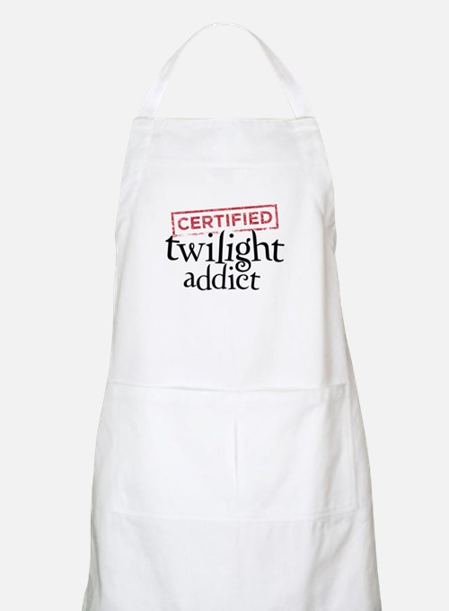Certified Twilight Addict Apron