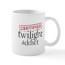 Certified Twilight Addict Small Mug
