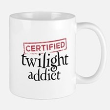 Certified Twilight Addict Small Small Mug