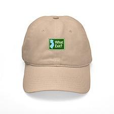 What Exit? Baseball Baseball Cap