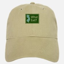 What Exit? Baseball Baseball Cap