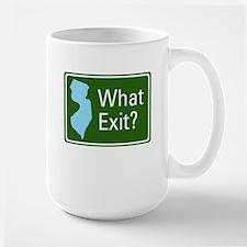 What Exit? Coffee Mug