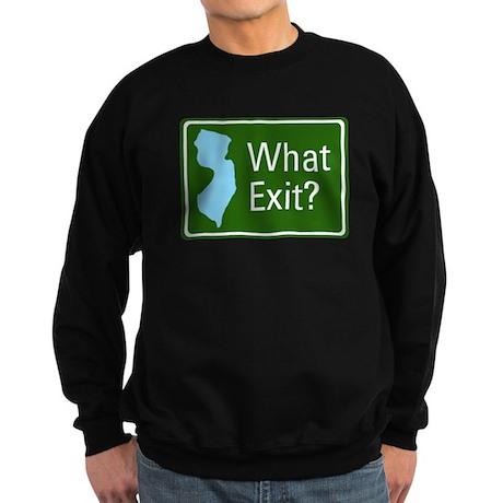 What Exit? Sweatshirt (dark)