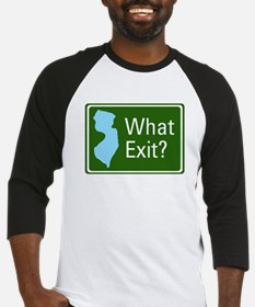 What Exit? Baseball Jersey