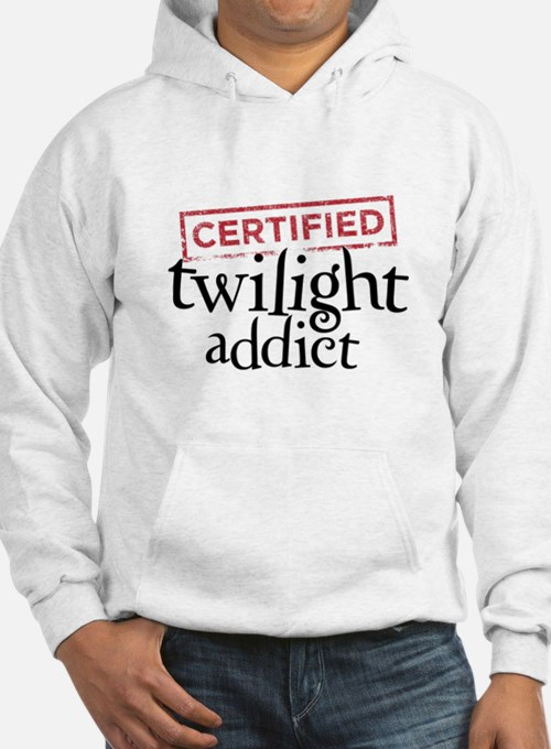 Certified Twilight Addict Jumper Hoody
