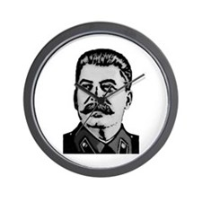 Stalin Wall Clock