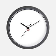 Friends Dont Let Friends Driv Wall Clock