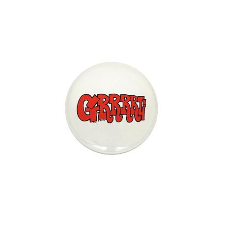 GRRRRL! Mini Button
