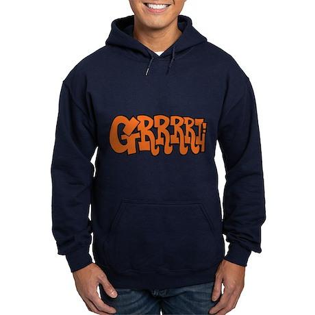 GRRRRL! Hoodie (dark)
