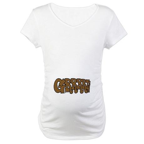 GRRRRL! Maternity T-Shirt