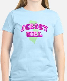 Jersey Girl State T-Shirt