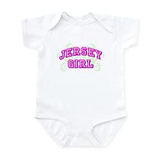 Jersey Girl Flourish Infant Bodysuit
