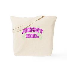 Jersey Girl Flourish Tote Bag