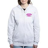 Jersey girl Zip Hoodies