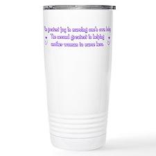 Greatest Joy - Travel Mug
