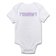 Greatest Joy - Infant Bodysuit