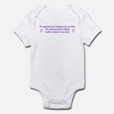 Greatest Joy - Infant Bodysuit