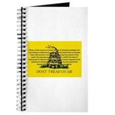 DONT TREAD ON ME for Independ Journal