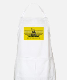DONT TREAD ON ME for Independ Apron