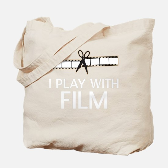 Cute Director photography Tote Bag