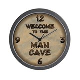Man cave clocks Wall Clocks