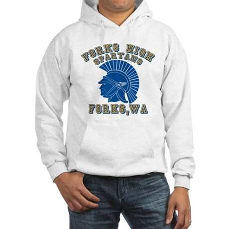 Forks High Spartans Hooded Sweatshirt