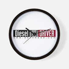 Diesel::Driver Wall Clock