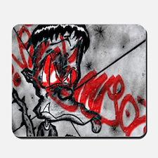 GECKOMANUNO Graffiti Art Mousepad