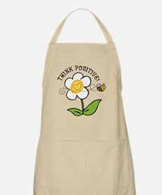 Think Positive Bee Apron