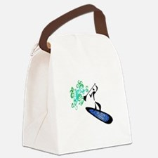 SUP VIBE Canvas Lunch Bag