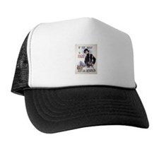 If You Want to Fight Trucker Hat