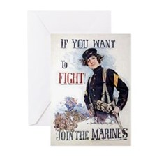 If You Want to Fight Greeting Cards (Pk of 20)