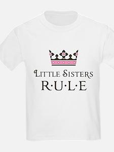 Little Sisters Rule T-Shirt