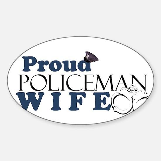 Wife Sticker (Oval)