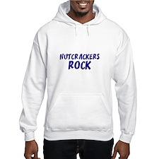 Nutcrackers Rock Hoodie