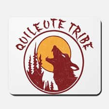 Quileute Tribe Wolves Mousepad