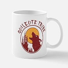 Quileute Tribe Wolves Mug