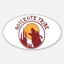 Quileute Tribe Wolves Decal