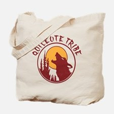 Quileute Tribe Wolves Tote Bag