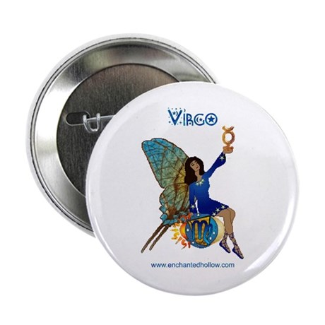 Virgo #2 Button