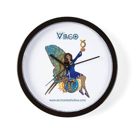 Virgo #2 Wall Clock