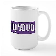 Darwin is wrong Mug