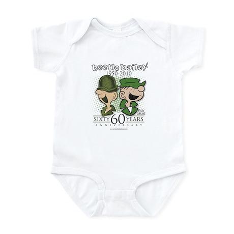 60th Anniversary Infant Bodysuit